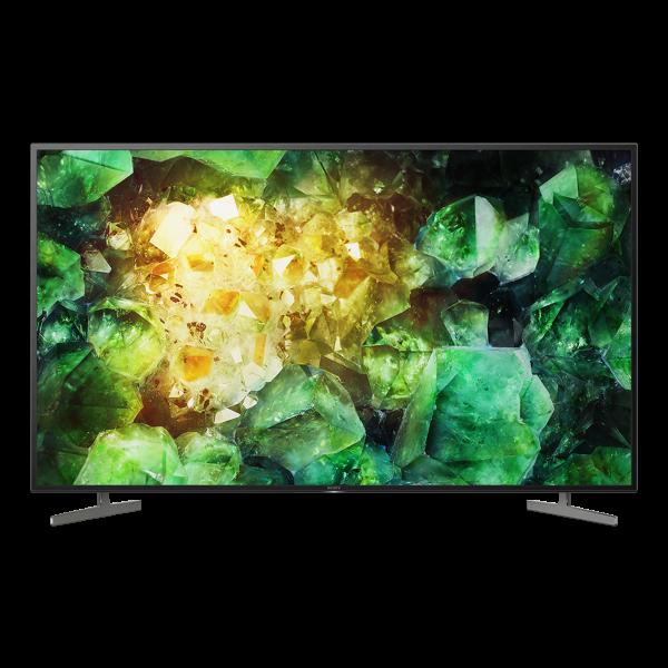 Sony XH81 KD-49XH8196BAEP - 4K LED TV - Ansicht vorne 1