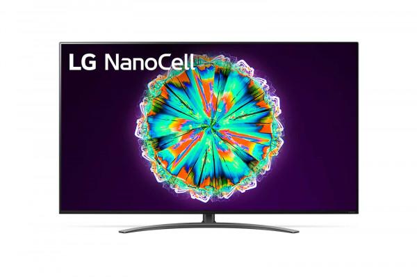 LG 55NANO917NA 4K TV - Ansicht vorne