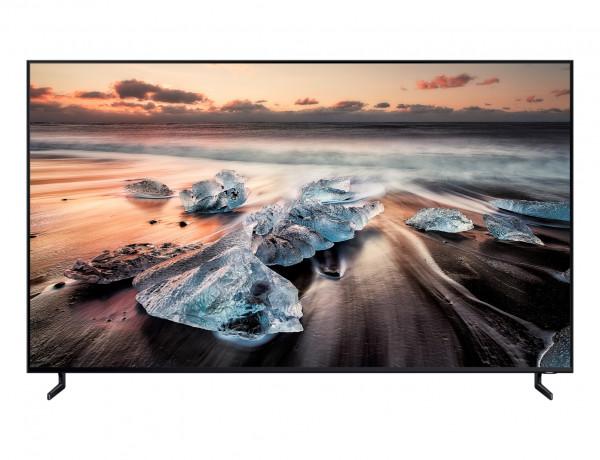 Samsung Q950R GQ82Q950rgtxzg - 8K QLED TV - Ansicht vorne