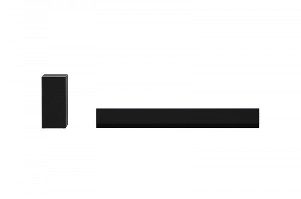 LG DG1 Soundbar Ansicht vorne 1