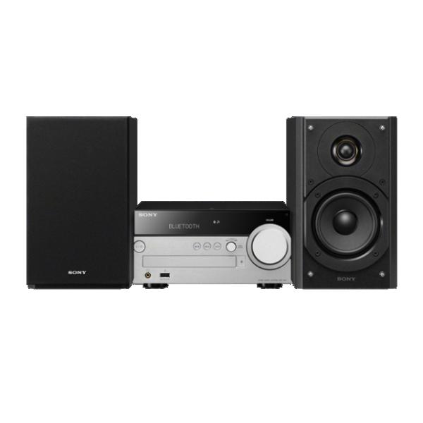 Sony CMT-SX7B Ansicht vorne