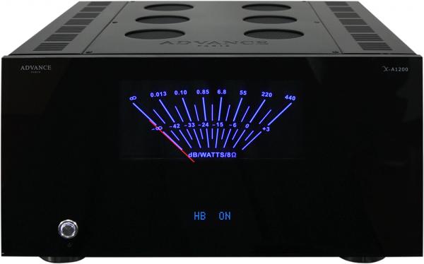 Advance X-A1200 Ansicht vorne