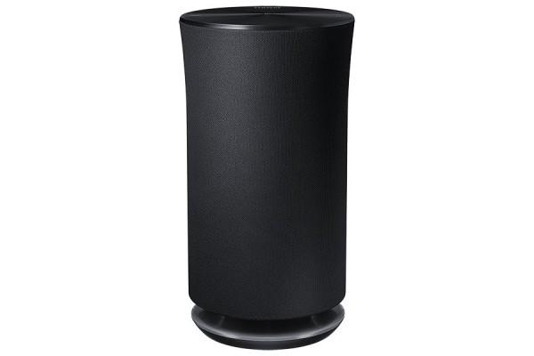 Samsung WAM5500/EN - Wireless Audio-Multiroom Lautsprecher in Schwarz Ansicht vorne 1