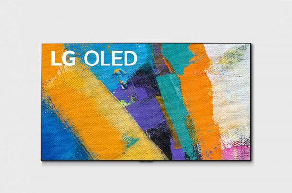 LG OLED55GX9LA Ansicht vorne 1