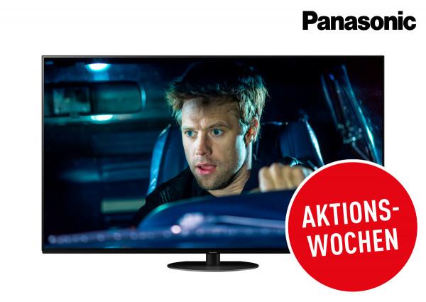 Panasonic Cashback Aktion: Panasonic TX-55HZW1004 OLED TV - Ansicht vorne 1