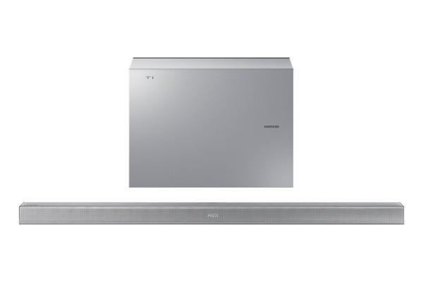Samsung HW-J551/EN front with BOX