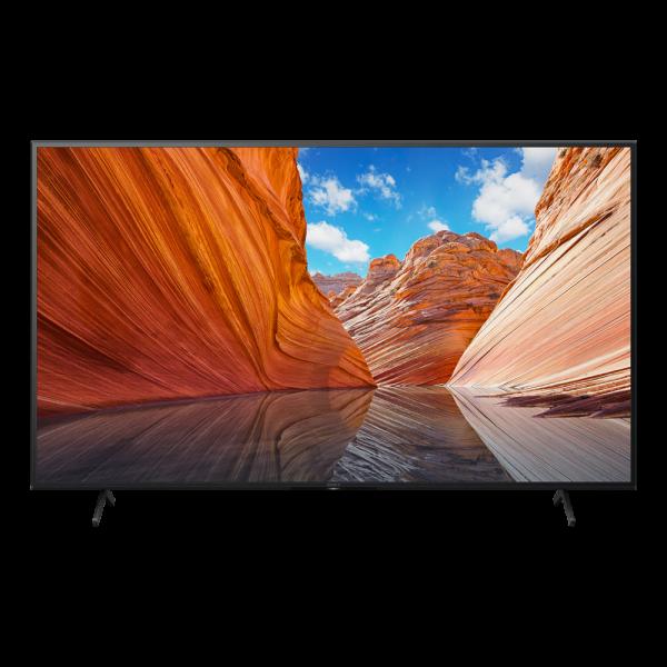 Sony X80J KD-50X80J - 4K LED TV - Ansicht vorne 1