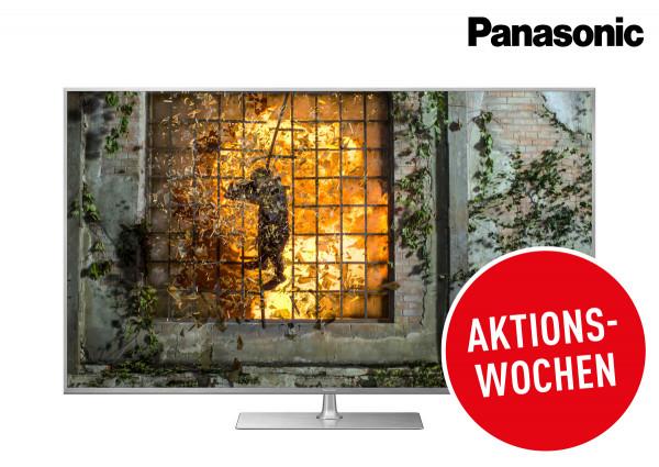 Panasonic Cashback Aktion: Panasonic TX-49HXN978 Ansicht vorne 1