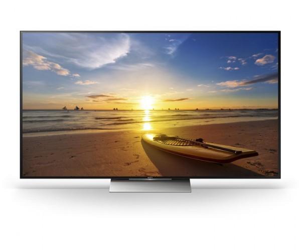 Sony KD55XD9305BAEP Ansicht vorne