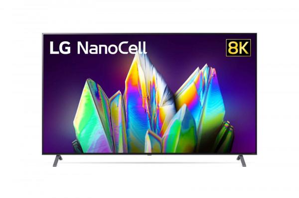 LG 65NANO999NA NanoCell TV - Ansicht vorne 1