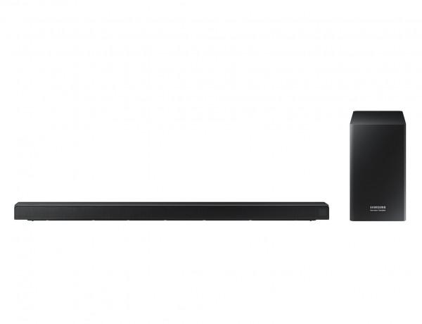 Samsung HW-Q60R/ZG - Schwarz - Ansicht vorne