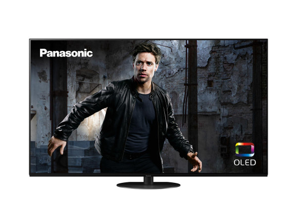 Panasonic TX-55HZW984 OLED TV - Ansicht vorne 1
