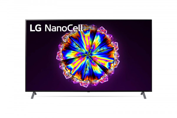 LG 75NANO906NA 4K TV - Ansicht vorne
