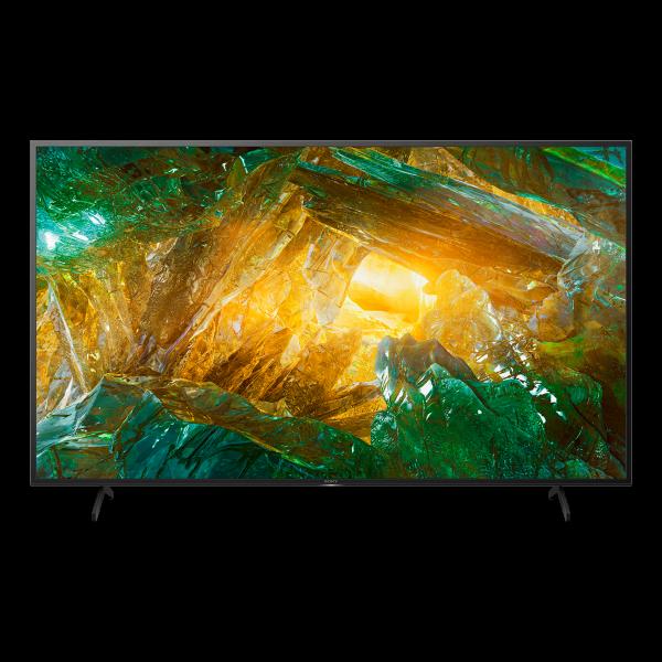 Sony XH80 KD-43XH8096BAEP - 4K LED TV - Ansicht vorne 1