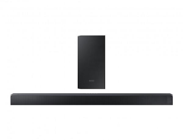 Samsung HW-N850/ZG Soundbar - Schwarz - Ansicht vorne 1